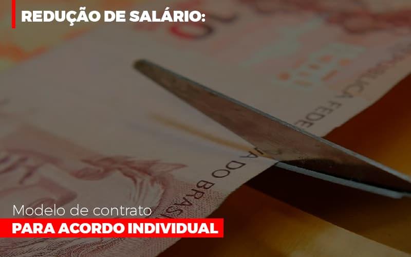 reducao-de-salario-modelo-de-contrato-para-acordo-individual - Redução de salário: Modelo de contrato para acordo individual